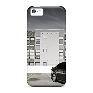 5c Scratch-proof Protection Case Cover For Iphone/ Hot Cars Parking Bmw E60 Phone Case