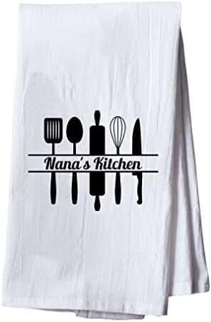 Nana'S Kitchen Dish Flour Sack Kitchen Towel