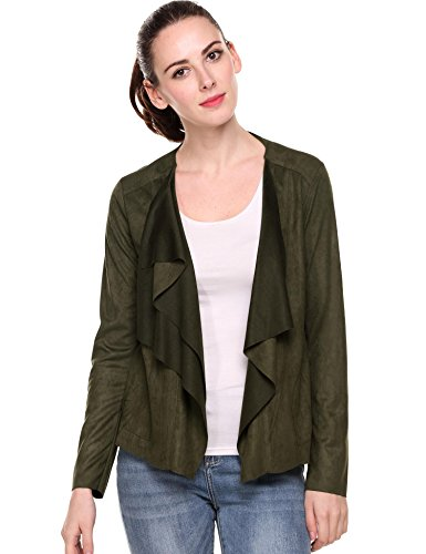 Meaneor Fashion Casual Blazers Jackets product image