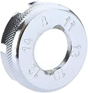 6 Way Spoke Key Bike Bicycle Wheel Spanner Wrench Repair Tool 【H8597】