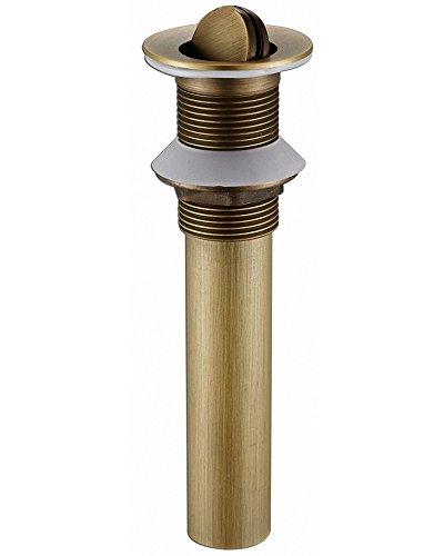 Antique Brass Lavatory - 1