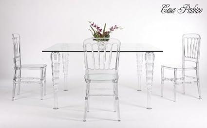 Casa Padrino amazon com casa padrino designer esszimmer set ghost dining