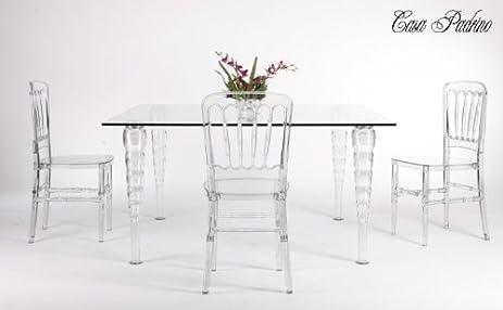 Amazon.Com - Casa Padrino Designer Esszimmer Set - Ghost Dining