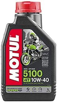 Óleo Motul 5100 4T (Semi-sintético) 10W40 1L