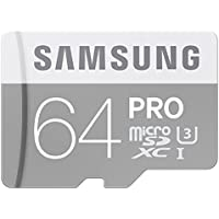 Samsung PRO MB-MG64EA/AM 64GB microSDXC Card