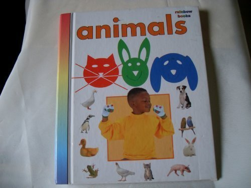 Animals Lift A Flap Fun Active Minds Book By George Siede