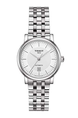 Tissot T-Classic T122.207.11.031.00 Reloj Automático para mujeres: Amazon.es: Relojes