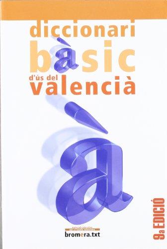 Descargar Libro Diccionari Bàsic D'ús Del Valencià Josep Lacreu Cuesta