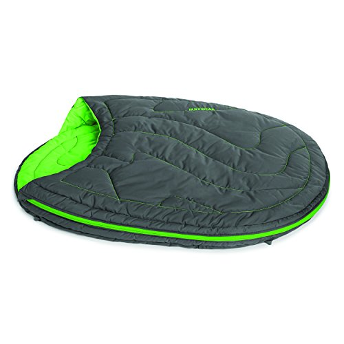 Ruffwear - Highlands Sleeping Bag for Dogs, Meadow Green, (Sleeping Bags For Dogs)