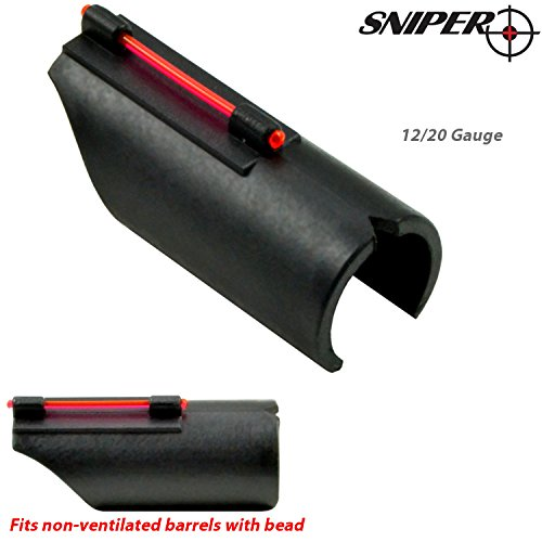 - SNIPER® Fiber Optic Front Sight (Red)