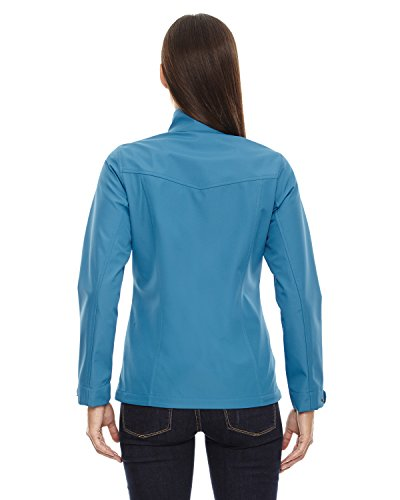 Travel North Blue Soft Light Ash End 488 Bonded '3 Orecast Shell Ladies layer Giacche xHxrPF0