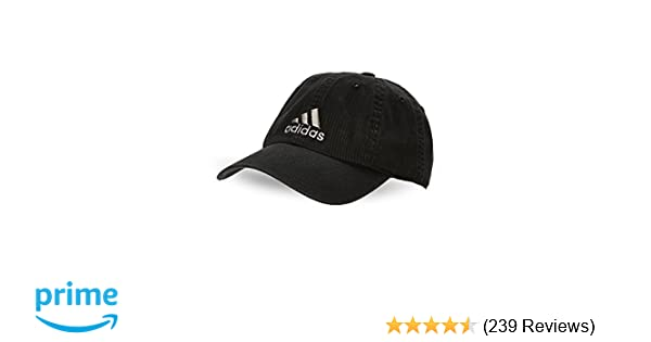 bbd00db2707 ... clearance amazon adidas weekend warrior cap black mens one size  adjustable sports outdoors 86564 67c6b ...