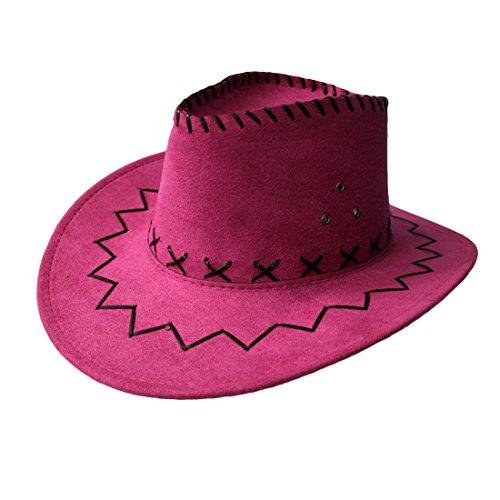 Voberry Unisex Personalized Denim Cowboy Hat (Denim Cowboy Hat)