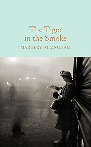The Tiger in the Smoke (Macmillan Collector's Library)