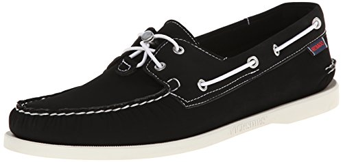 outlet new arrival free shipping factory outlet Sebago Men's Dockside Ariaprene Neoprene Boat Shoe Black Neoprene quality original marketable cheap online xfIHcqToGH