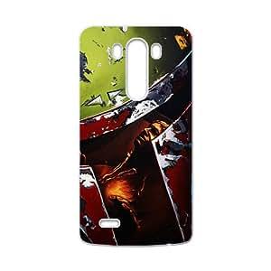 Malcolm Boba Fett Cell Phone Case for LG G3