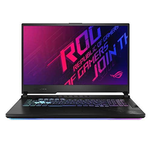 ASUS ROG Strix G17 G712LU-H7015T Review