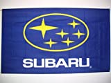 Subaru Flag 3′ x 5′ Auto Banner Review