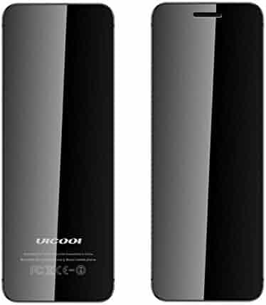 5c6d818742c6b0 ... Mini Card Phone - Black. seller: CoCocina. (0). GGGarden Ulcool V36 1.54  Inch 500mAh Metal Body MP3 FM Dual SIM Anti Lost Bluetooth Dialer