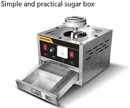 YAMEIJIA Precio de la máquina de algodón de azúcar de Flor de Hilo ...