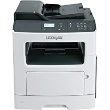 LEX35S5701 - Lexmark MX410DE Laser Multifunction Printer - Monochrome - Plain Paper Print - Desktop