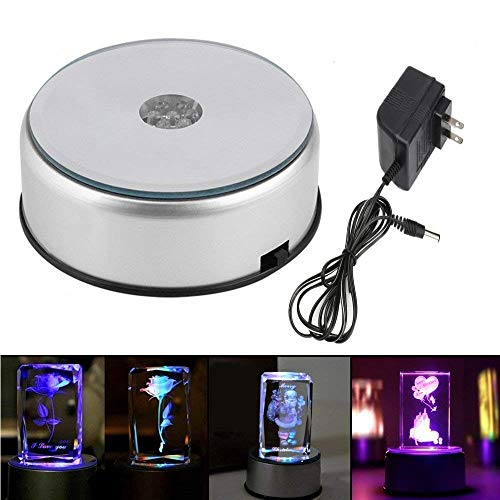 Led Light Up Display Base in US - 4