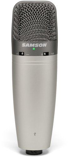 Samson C03U Multi-Pattern USB Studio Condenser Microphone - Multi Pattern Studio Condenser