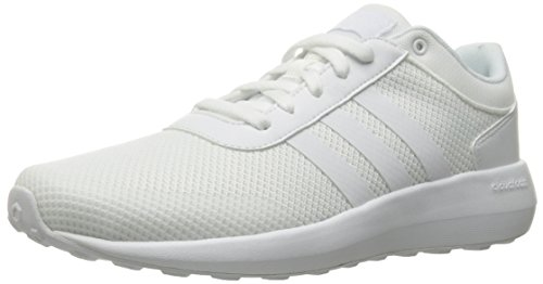 adidas Race Running Running Cloudfoam White NEO White Running Shoe Men's White Running tvwxtnr