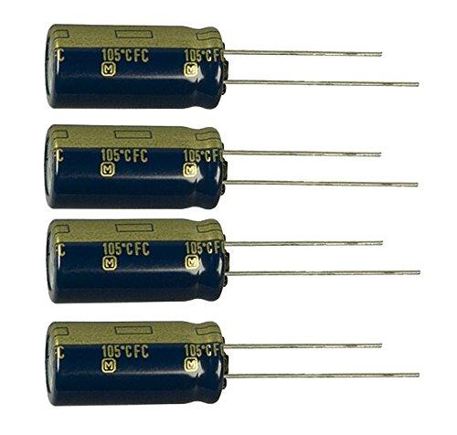 Low Esr Radial Capacitors - 5