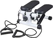 MEYUE Stepper Machine,Under Desk Bike Pedal Exerciser for Home Fitness Equipment, Mini Stepper Machine Trainer