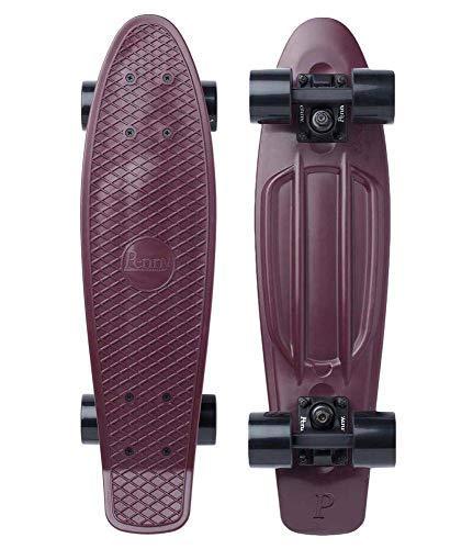 Penny Australia Complete Skateboard (Dusty Purple, 22