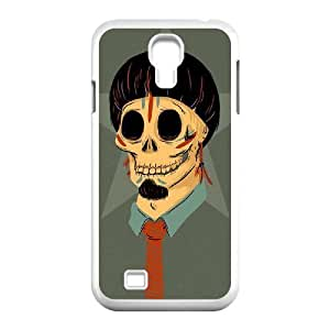 C-EUR Customized Skull Pattern Protective Case Cover for Samsung Galaxy S4 I9500