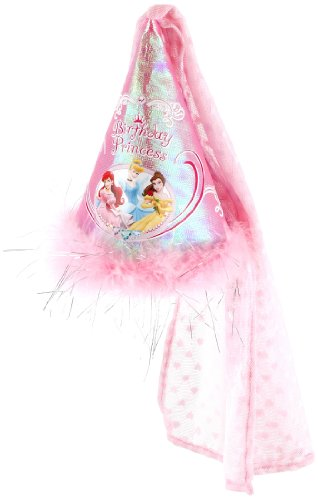 Elope Disney Princess Small Birthday Cone