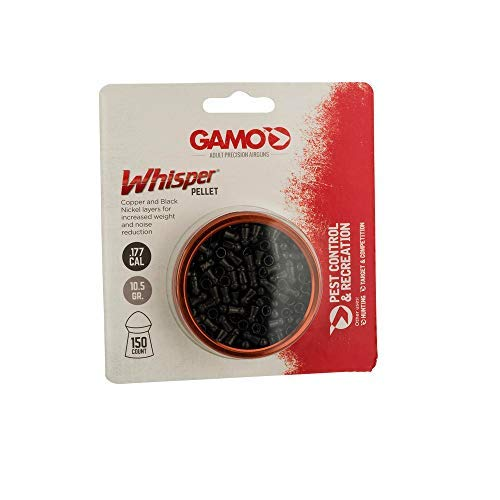 Gamo WHISPER PELLET QTY150 BLISTER 632272254 Pellets .177