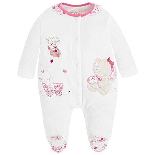Mayoral - Pelele para dormir - para bebé niña Rosee S: Amazon.es: Ropa y accesorios