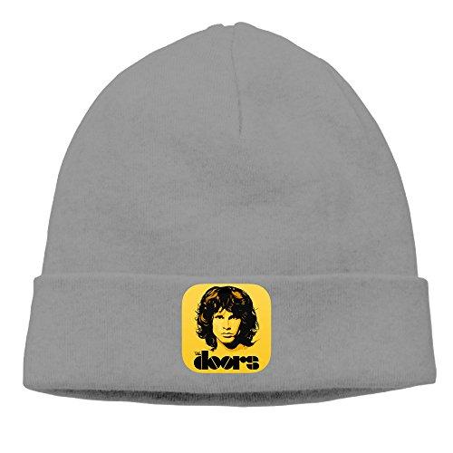 deto-menswomens-the-doors-patch-beanie-mountain-climbingdeepheather-cap-hat