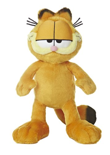 Aurora World Garfield Floppy 36cm Plush