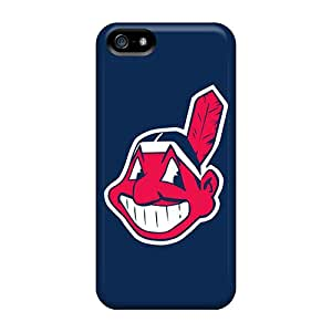 Premium Protection Cleveland Indians Case Cover For Iphone 5/5s- Retail Packaging
