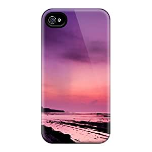 For Iphone 6 Phone Cases Covers(purple Night Sky)