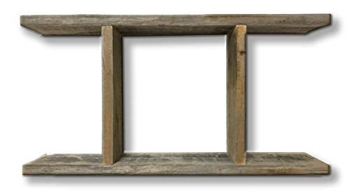 Barnwood Mini Ladder Multi-Functional Shelves Decorative Display by Barnwood Decor of OKC For Sale
