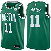 NBA Irving Boston Celtics Icon Green Jersey