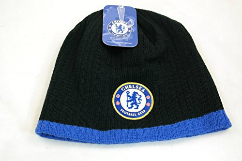 FC Chelsea Authentic Official Licensed Product Soccer Beanie-008 by RHINOXGROUP