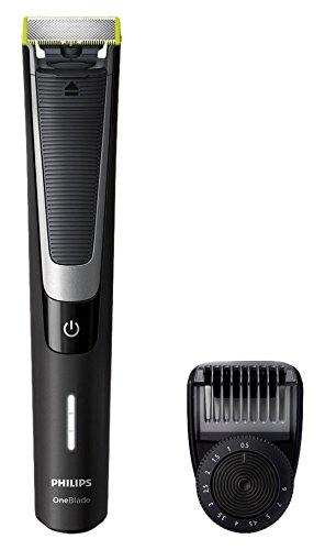 Philips OneBlade Pro QP6510/20 - Recortador de barba, recorta, perfila y afeita, mango suave, mojado y seco, recargable: Amazon.es: Salud y cuidado personal
