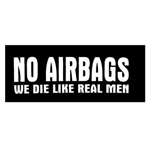 Vinilo calcomanía para coche, camión, parachoques, ventana, diseño de Plan de Finanzas, gran promoción, sin airbags,...