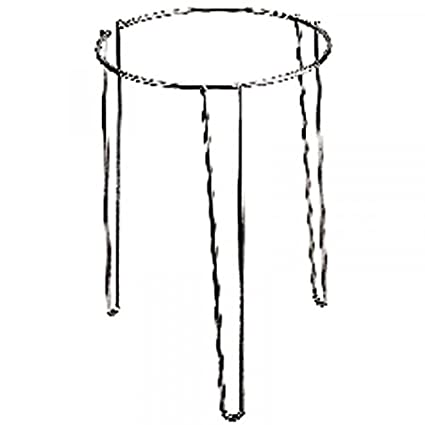 Paderno 41933-18 - Soporte para colador Chino (Acero Inoxidable)
