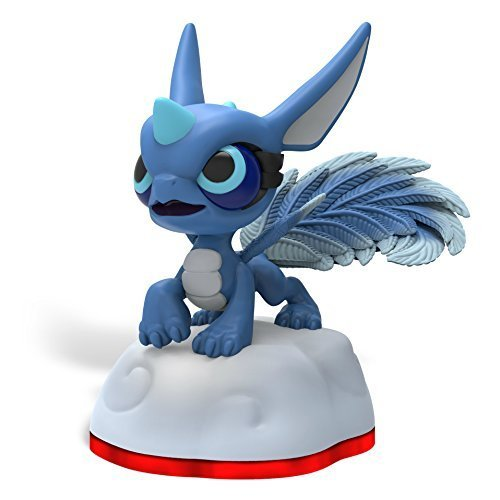 Breeze Skylanders Trap Team Character (includes card and code, no retail package)