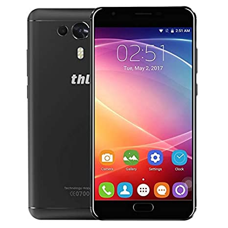 Smartphone THL Knight 1, Android, 4G, 2Sim, 5.5 Pouces, Noir: Amazon.es: Electrónica