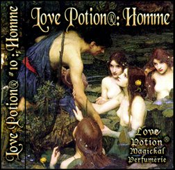 Love Potion®: Homme ~ 1/3 fl.oz. Concentrated Fragrance Oil