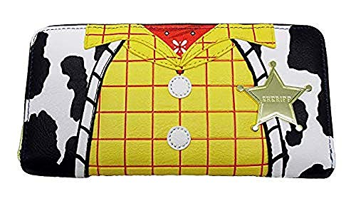 Loungefly Toy Story Sheriff Woody Faux Leather Wallet Standard