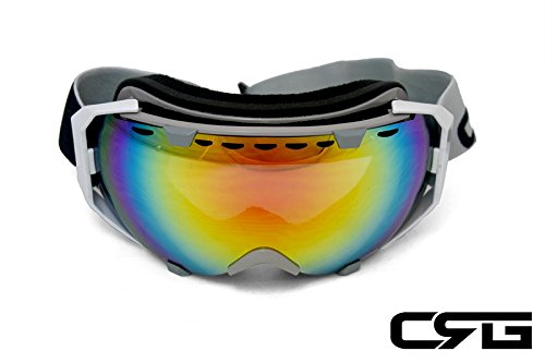 CRG Sports Goggles Snowboard CRG105 9